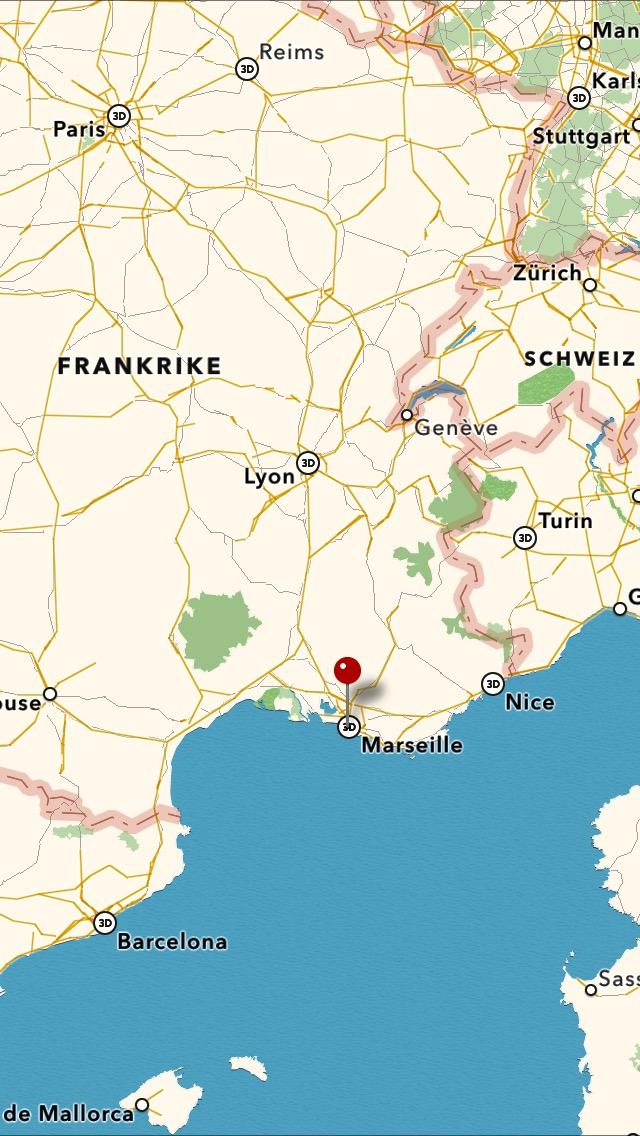 frankrike karta marseille Marseille | Veckans Franska frankrike karta marseille